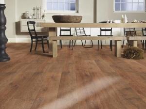 欧式风格木地板图片   深色木地板装修效果图