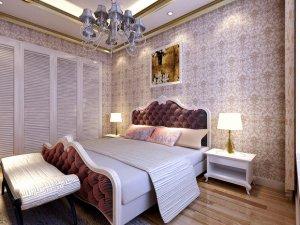 欧式风格橡木实木地板图片 橡木直纹木地板图片