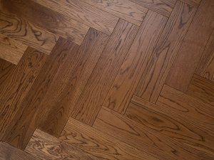 诺高纯实地热地板图片 橡木