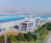 康辉地板工厂照片