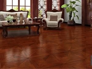 德尔地板实木复合地板效果图 实木复合地板图片