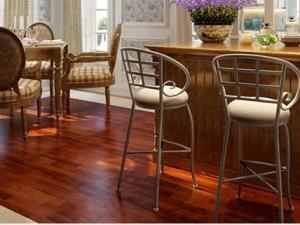 肯帝亚多层实木复合柚木地板效果图 实木复合地板图片
