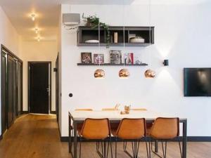 小户型木地板装修效果图 欧式风情设计