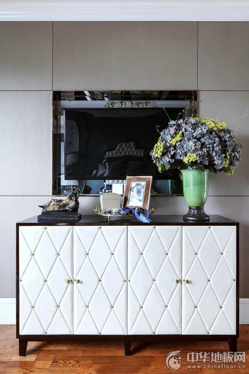 法式风格木地板装修效果图 优雅高贵之气扑面而来