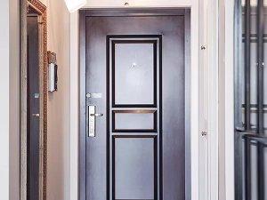 法式风格木地板装修效果图 玄关木地板图片