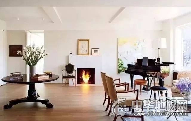 乐宜家地板  地板风格搭配效果图