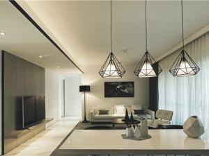 现代风木地板装修效果图 白色木地板装修图片