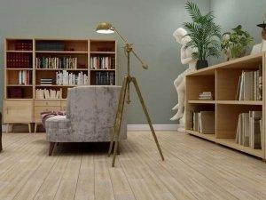 生活家地板 现代简约风格地板装修效果图片