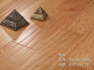 康辉地板 实木地板效果图片