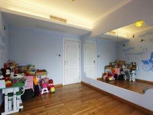 温馨儿童房间装修效果图 欧式地板装修效果图