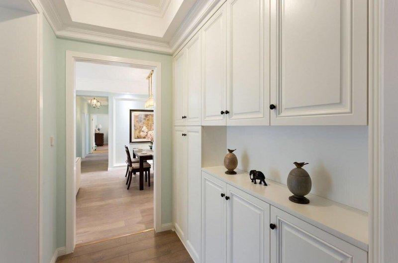 美式客厅地板效果图 暖灰色地板效果图_12