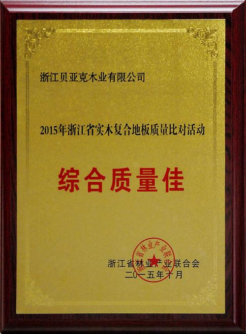 2015-综合质量奖