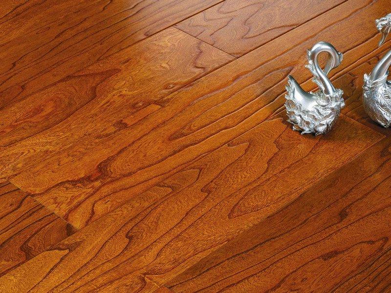 贝亚克·青花瓷地板 多层实木复合榆木浮雕系列_8