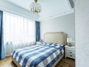 卧室灰色地板效果图 小户型地板装修效果图大全