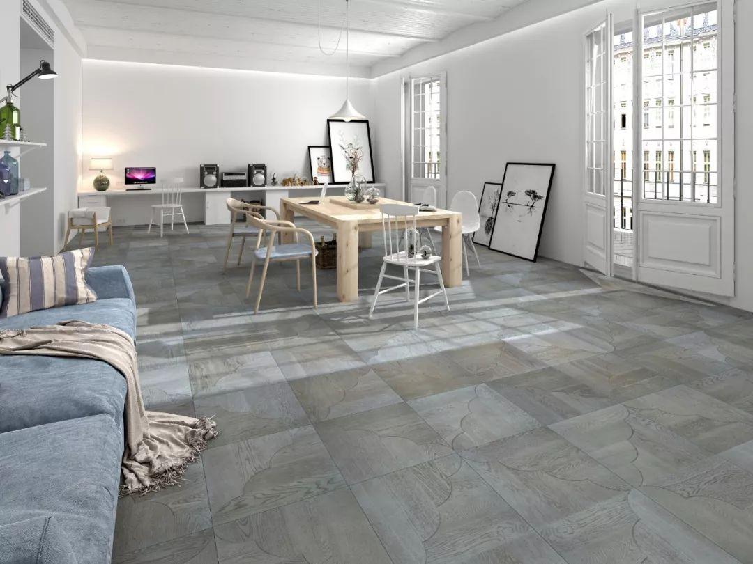 大艺树地板 家居地板装修效果图