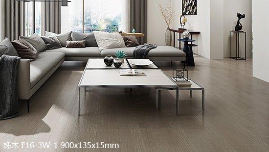 上臣地板图片三维布艺系列 地板装修效果图