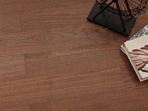 多层复合木地板家装效果图 贴皮地板