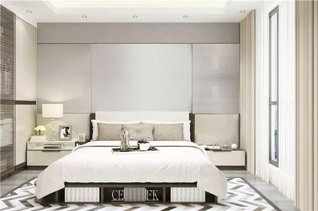 臥室地板裝修效果圖 歐式灰色地板效果圖