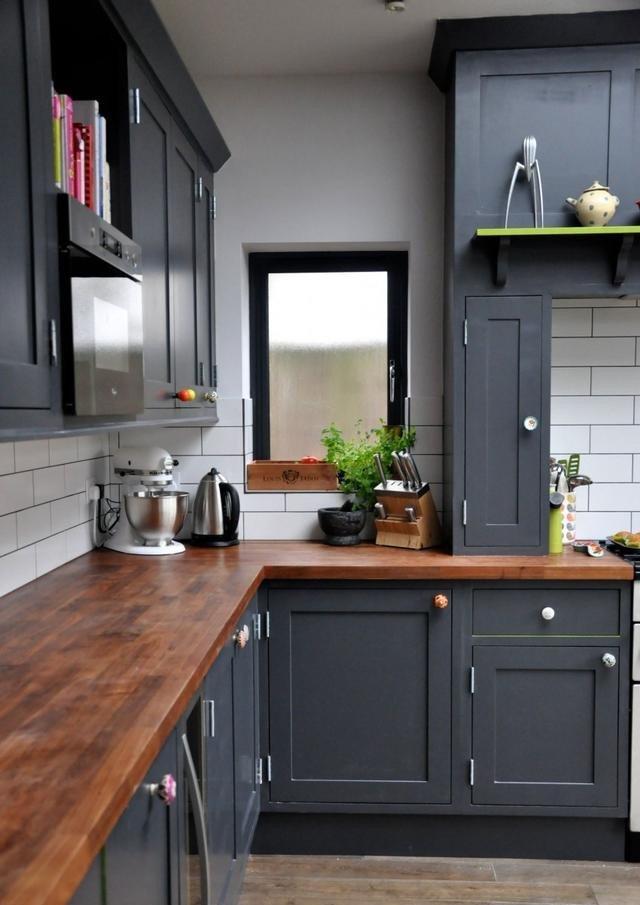 歐式地板裝修效果圖大全 ?廚房木地板裝修效果圖大全