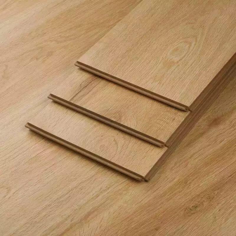 徐家地板新品 芯奢之茸系列新三层实木地板效果图