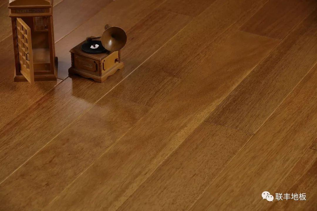联丰地板图片 唐木地板新品效果图