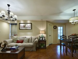 美式家装地板效果图大全 木地板颜色效果图