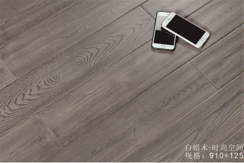 富绅地板-白蜡木-时尚空间 展示