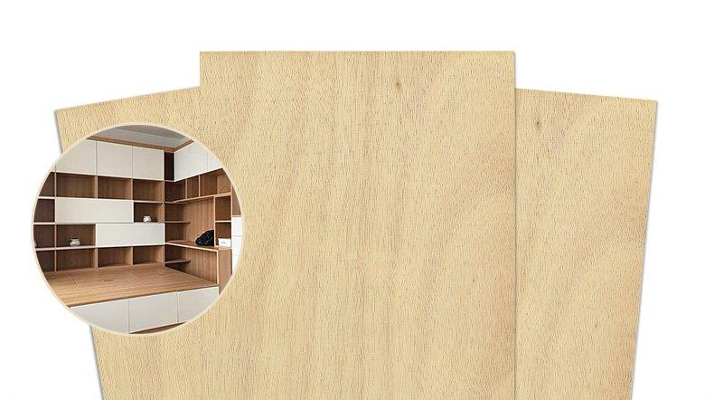 兔宝宝地板图片 E0级杉木芯细木工板系列地板图片_8