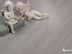 宏鹏地板 灰色地板效果图片