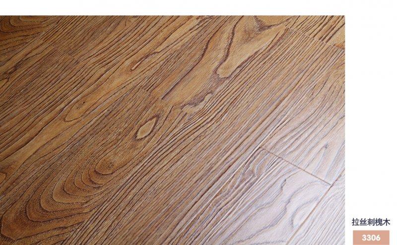 森迈地板图片 木韵流金系列木地板效果图