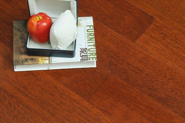老林格地板產品-實木地板系列印茄木