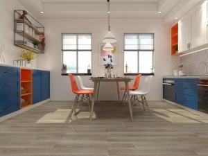 诺高地暖实木地板图片 橡木地板产品效果图