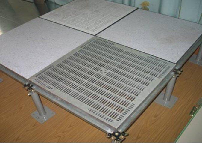 奧斯曼地板 鋁合金防靜電地板