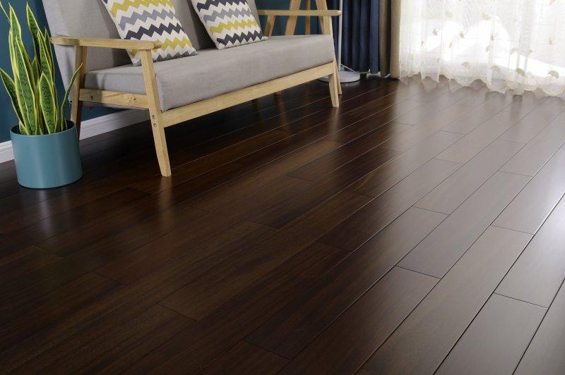 弘道地板产品-实木地板系列圆盘豆