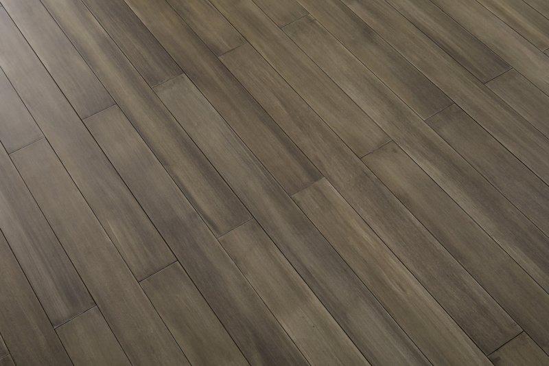 弘道地板图片 实木地板圆盘豆效果图