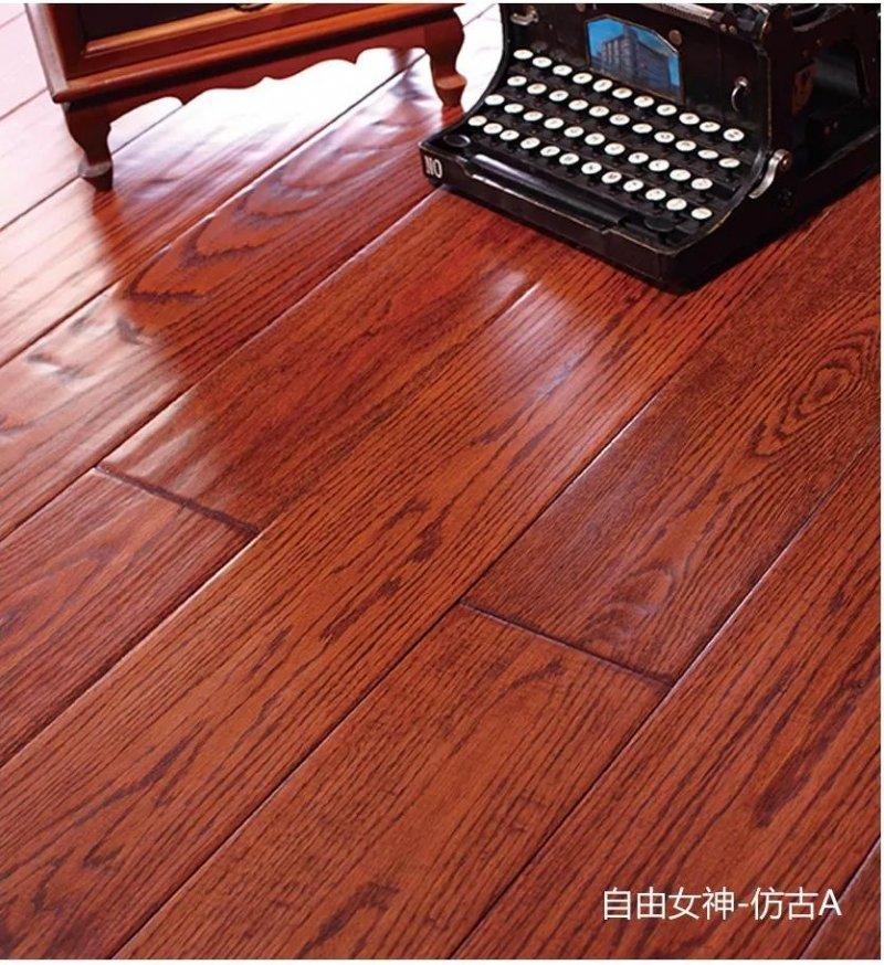 富得利地板图片 木地板装修效果图