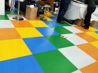 大巨龙以成为国内最好的塑胶地板品牌而奋斗