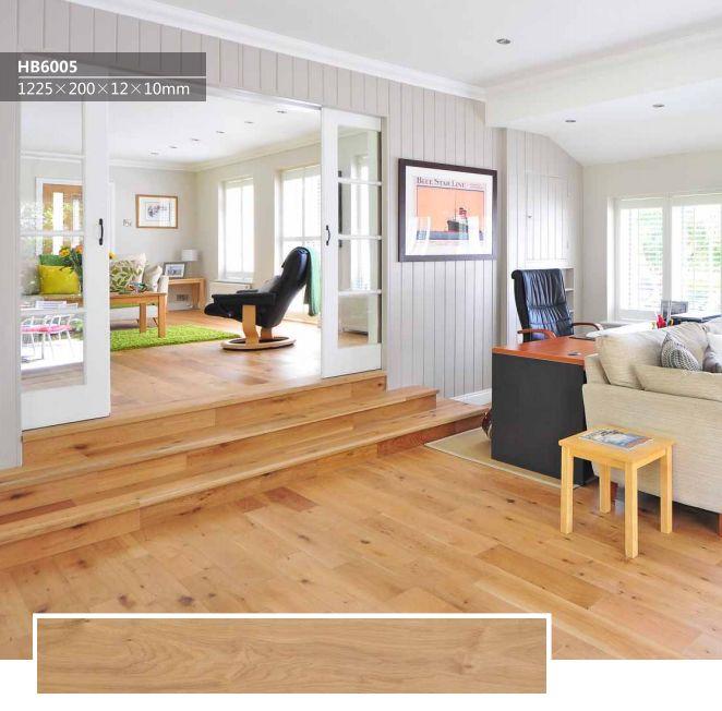 汉邦地板图片 家居木地板装修效果图