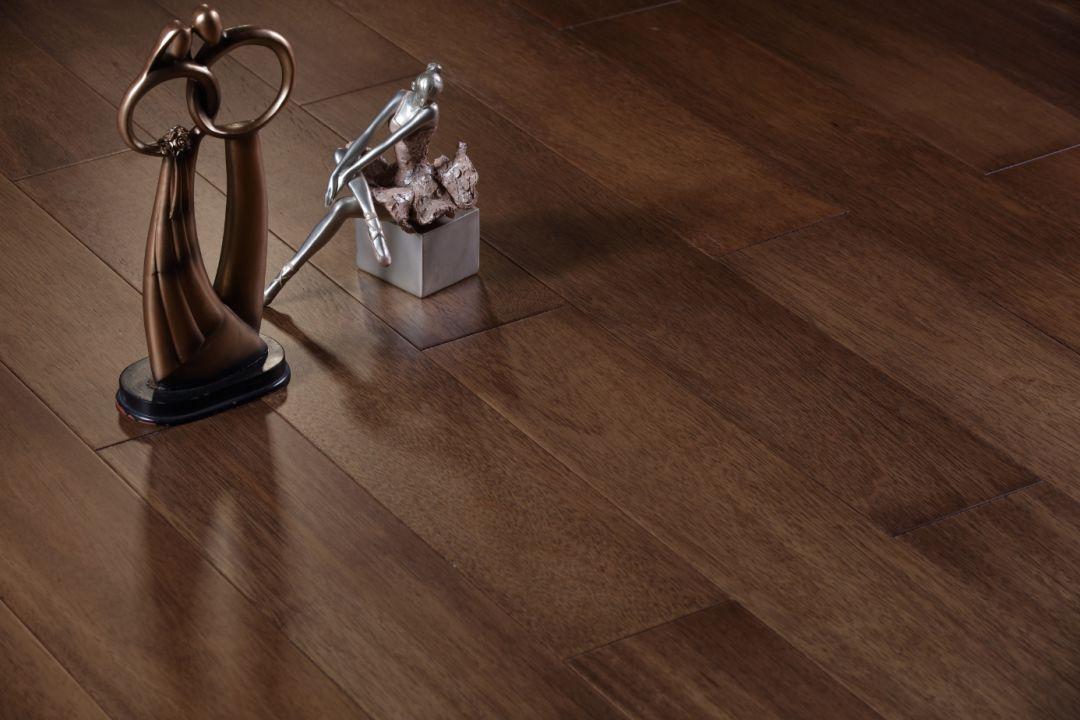 久盛实木地暖地板图片 家居木地板装修效果图