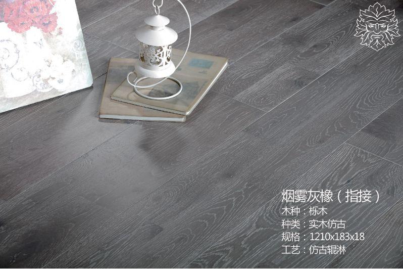 梵·戴克地板图片 木地板产品效果图
