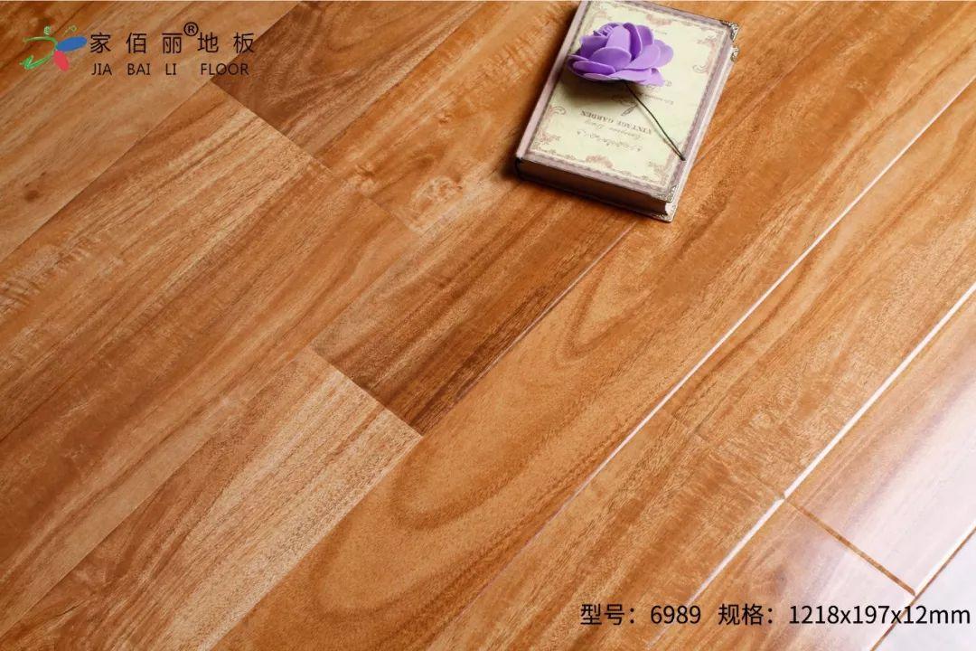 家佰丽地板图片 简约风格木地板产品效果图
