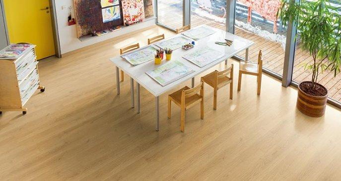 飞美地板质量怎么样 飞美强化复办公室手绘墙合地板价格一览|产品评测