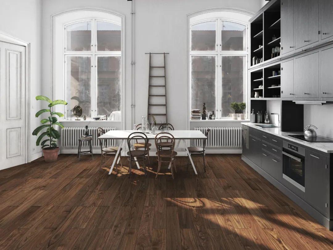 大艺树地板图片 家居地板装修效果图