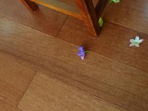 林卡尔地板-LKS1001番龙眼锁扣地热地板