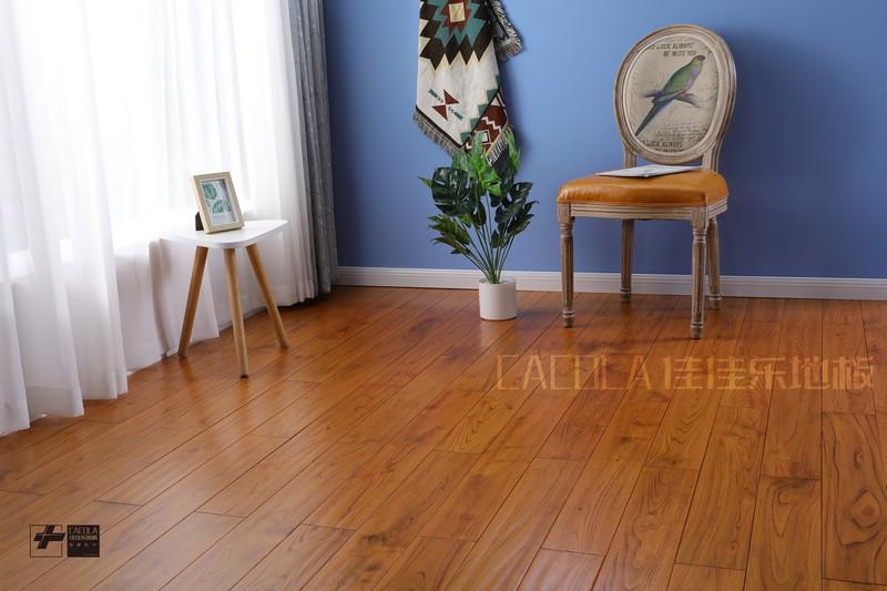 佳佳乐地板-栗木流星岁月