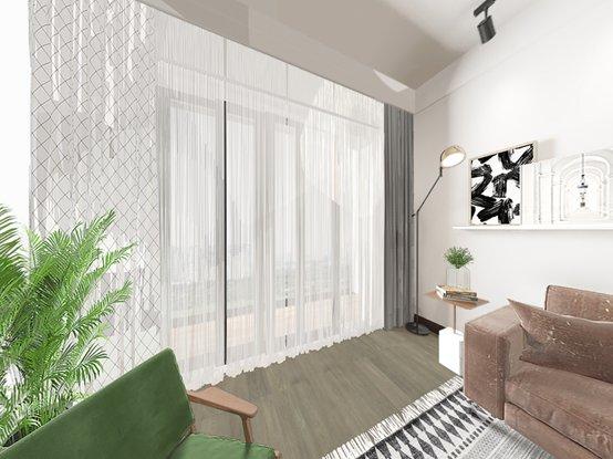 大友地板图片 3种风格客厅木地板装修效果图