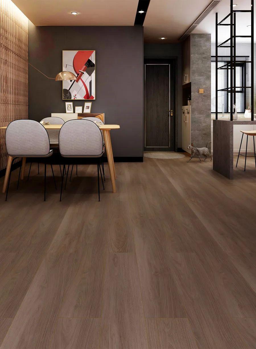 柯诺地板新品上市 追光系列地板效果图_7