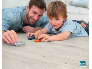 柯诺地板新品上市 追光系列地板效果图