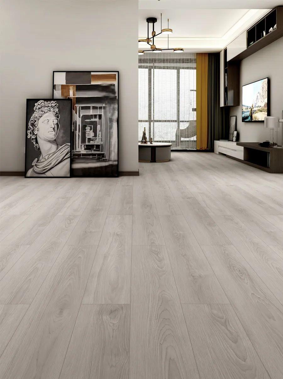 柯诺地板新品上市 追光系列地板效果图_12