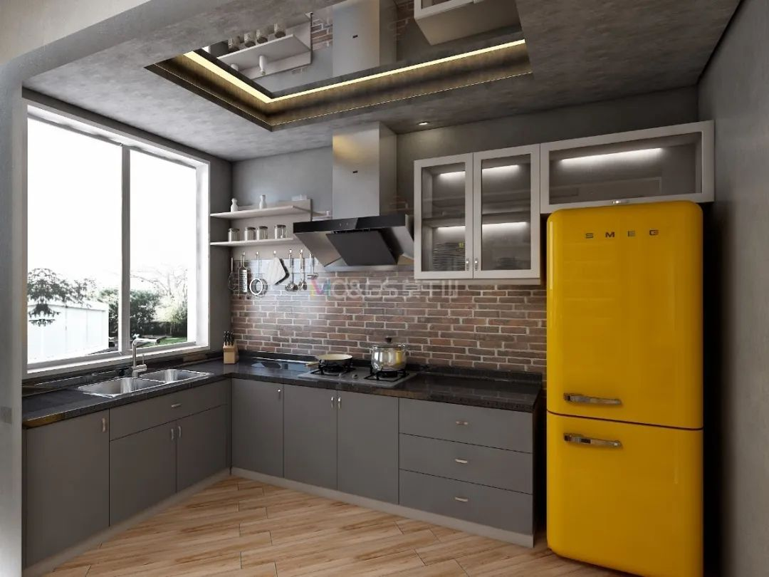 莫干山地板图片 厨房地板装修效果图